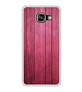 Wooden Pattern 2D Hard Polycarbonate Designer Back Case Cover for Samsung Galaxy A5 (2016) :: Samsung Galaxy A5 2016 Duos :: Samsung Galaxy A5 2016 A510F A510M A510FD A5100 A510Y :: Samsung Galaxy A5 A510 2016 Edition