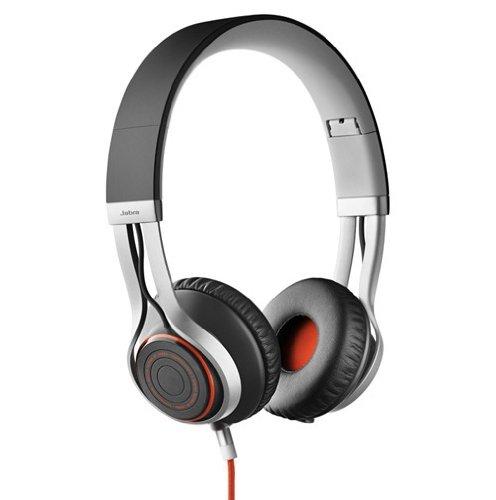 Jabra Revo Corded Stereo Headphones - Retail Packaging - Gray