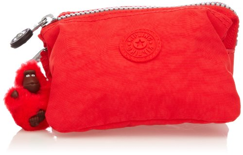 Kipling Womens Creativity S Purse K0186410P Cardinal Red