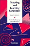Teaching and learning languages /