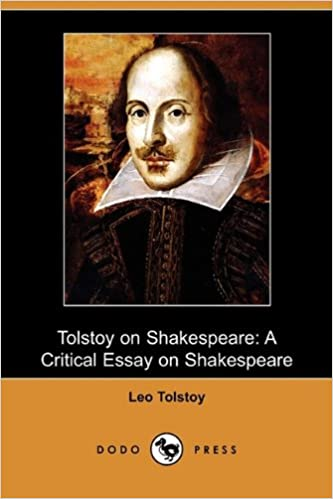 What quote should i begin with when writing an essay about shakespeare ?