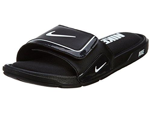 Boy's Nike 'Comfort Slide 2014' Sandal, Size 1 M - Black