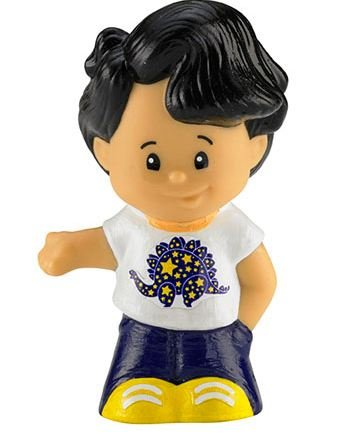 "Fisher Price - Little People - Koby 3"" Figure"