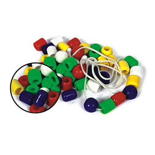 Skillofun Assorted Bead Shapes - 1