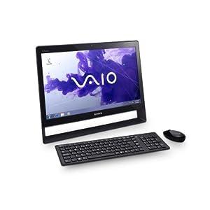 Sony Vaio J23M9E/B 54,6 cm (21,5 Zoll) Notebook (Intel Core i3 2350M, 2,3GHz, 4GB RAM, 750GB HDD, Intel HD 3000, Windows 7 Pro.,64 Bit