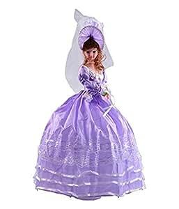 SMT Umbrella Doll Purple Colour