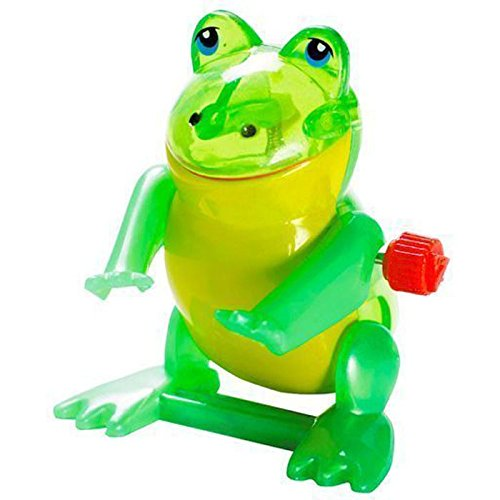 Frog Flipover Wind up