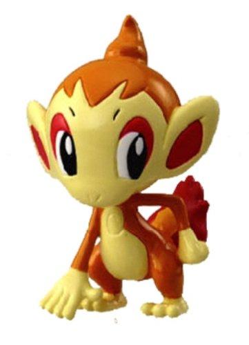 """Takaratomy Chimchar (MC-132): Pokemon Monster Collection 2"""" Mini Figure"""