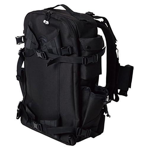 A SEVEN(エーセブン) バックパック ブラック DA7-4B01