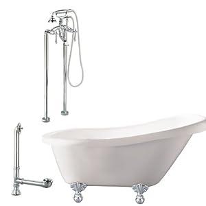 Newton Durable Slipper Tub Set