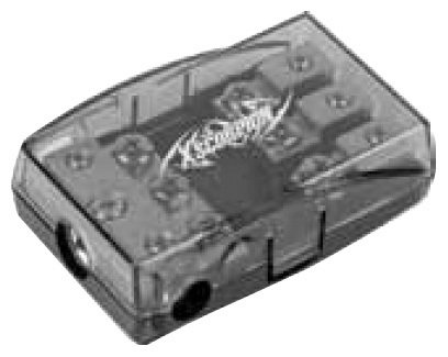 Xscorpion Low Profile Mini Anl Fuse Power Distribution Block (Positive Negative Adapter compare prices)