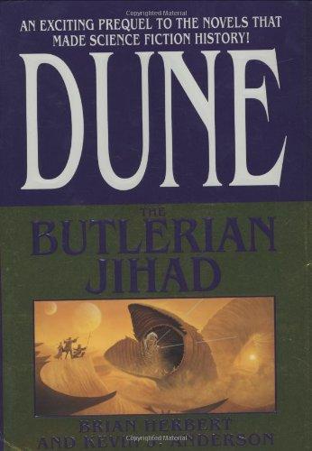 The Butlerian Jihad (Legends of Dune #1)