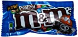 M and M's Pretzel Bag 32.3 g (Pack of 6)