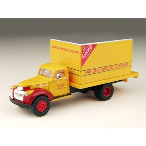 1941-46-chevrolet-delivery-truck-nabisco-1-87-classic-metal-works-by-classic-metal-works