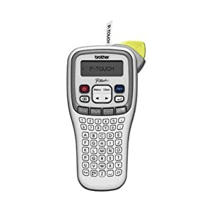 Brother P-Touch H105 Abc, Handheld use Label Maker