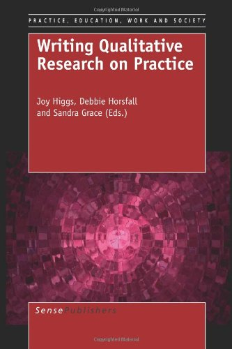 Writing Qualitative Research on Practice (Practice,...
