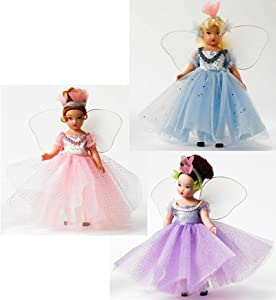 Madame Alexander / Tiny Betty Sleeping Beauty Fairies Set