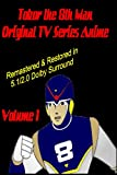 Tobor the 8th Man Original TV Series Anime Vol. 1  [Remastered & Restored]