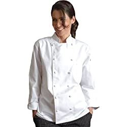 Women's Uncommon Threads Navona Chef Coat