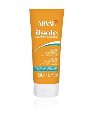 Arval Sun Crema Solare Anti-Rughe Viso Spf 50+ 50 ml