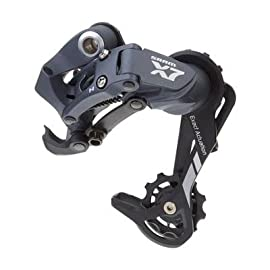 Sram 2014 X7 Aluminum 9 Speed Mountain Bike Rear Derailleur