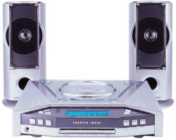 Sharper Image Metro One-Cd Stereo - Micro System - Radio / Cd