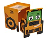 JCB Desk & Chair / Novelty Desk and Chair for kids