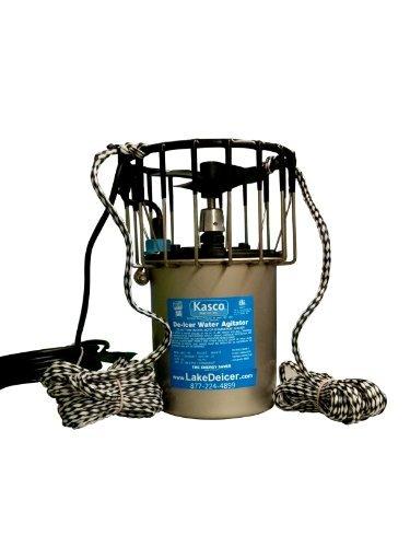 Kasco marine 1hp 60 cycle 120v deicer with 50ft power for Kasco marine de icer motor