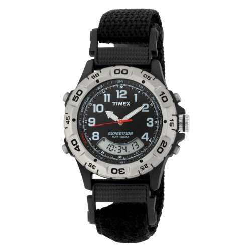 Timex Men's T45171 Expedition Analog and Digital Combo Watch