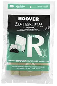 Hoover Type R30 Bag & Filter Set, 40101002