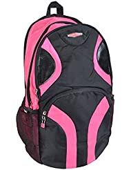 Liberty BAGS Polyester 25 Liters Pink School Backpack