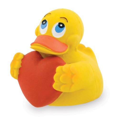 Rich Frog the Original Rubber Duck- Love Duck