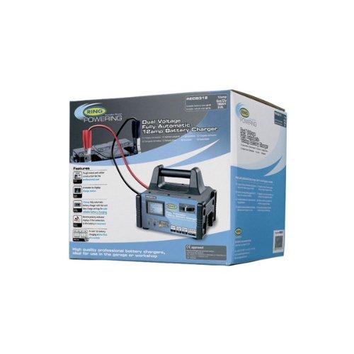Ring Powering Vollautomatisches Batterieladegerät