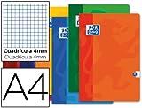 PAQ 10 LIBRETAS OXFORD A4 48 H