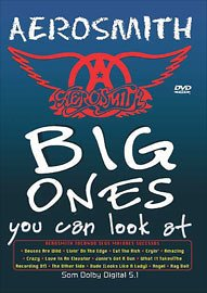 Aerosmith - Big Ones [1994, Rock, Music Video, DVD5]