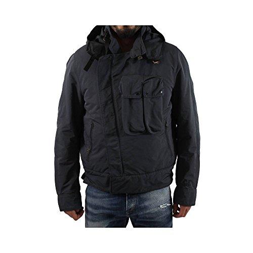 C.P. Maglia giacca con occhiali COMPANY MICRO Ice CPU0666 in blu scuro blu 48