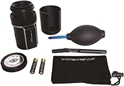 Lenspen Sensorklear Loupe SKLK-1 Cleaning Kit (Black)