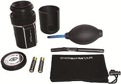 Lenspen Sensorklear Loupe SKLK-1 Cleaning Kit (Black)