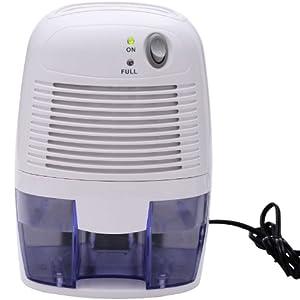 500ml mini small air dehumidifier portable home bedroom bathroom car