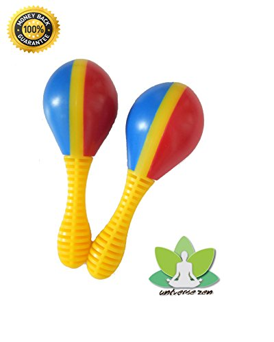 Maracas-for-Kids-Pair-of-maracitos-for-babies-Set-of-2-The-first-instruments-for-childrens-by-Universe-Zen