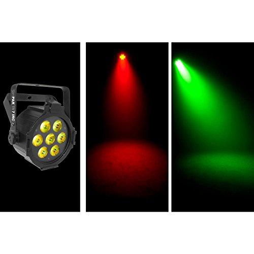 Chauvet Slimpar Tri-7 Irc Special Effects Lighting