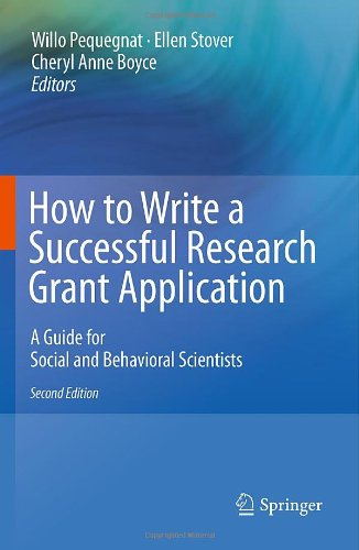How to Write a Successful Research Grant Application: A...
