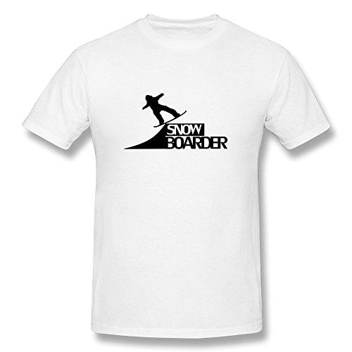 Tbtj-X Boy Snowboarding T Shirt