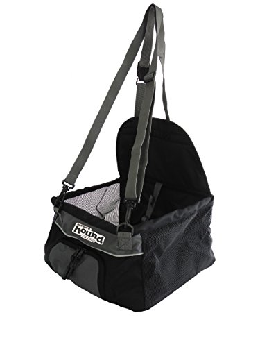 Outward Hound PupBoost Dog Car Seat for Small Dogs, Adjustable Easy-Attach, Small (Small Dog Booster Seat compare prices)