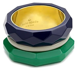 kate spade new york Triple Threat Bangle Bracelet