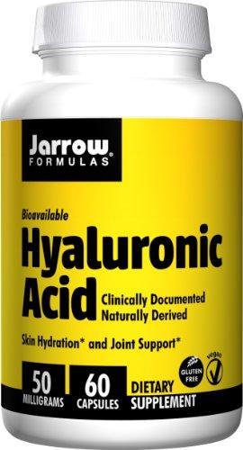 养颜抗皱/保护关节,Jarrow Formulas 口服玻尿酸 60粒图片