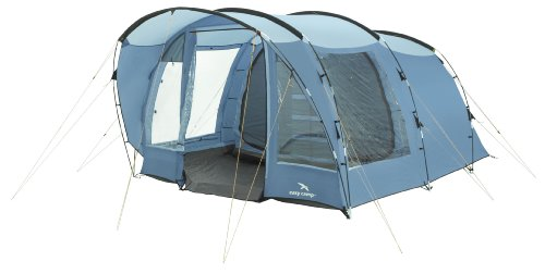 Zelt 4 Personen Test : Cangak pasifik easy camp zelt boston blau