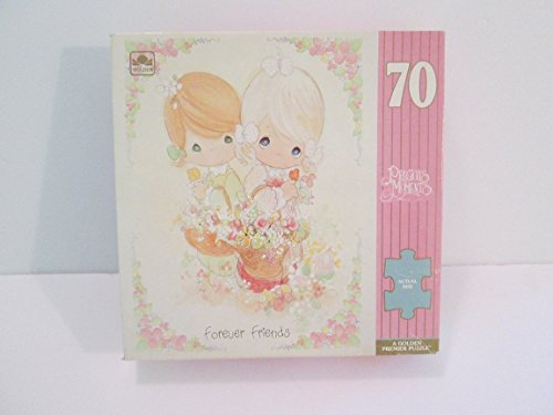"Precious Moments 70 Piece Puzzle ""Forever Friends"" - 1"