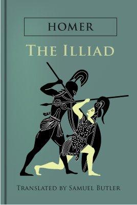 AN ENHANCED MP3 CD AUDIO BOOK THE ILLIAD BY HOMER GREEK MYTHOLOGY TRAGEDY ILLIAD ON CD-ROM