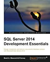 SQL Server 2014 Development Essentials Front Cover